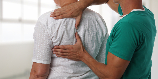 Osteopathy Patient