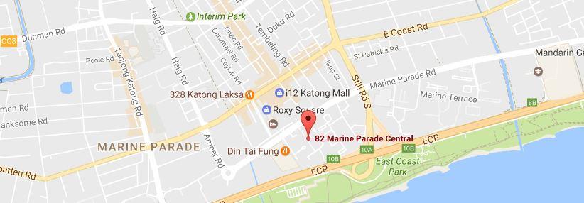 true chiropractic marine parade map
