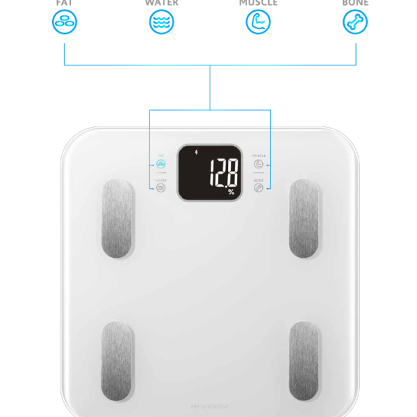 s9 lifesense smart scale3